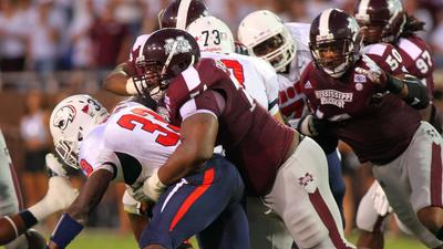 Defensive lineman DeWayne Cherrington visited Ravens, source sa…