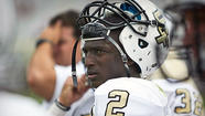 UCF WR Jeff Godfrey made the transition to a new position last spring, and this spring he has looked to refine those skills.