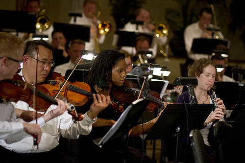 The Central Florida Community Orchestra will perform on Friday.