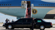"<span class=""runtimeTopic"">WASHINGTON</span> -- President Obama is fond of saying that he's run his last campaign for public office. But the quest for cash continues even though he'll never appear on a ballot again, as he heads to California on Wednesday for party fundraisers."