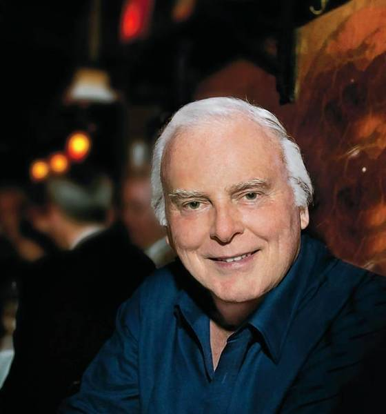 Author Stuart Woods.