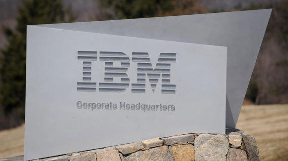 The IBM headquarters in Armonk, N.Y., are shown in a 2009 file photo.