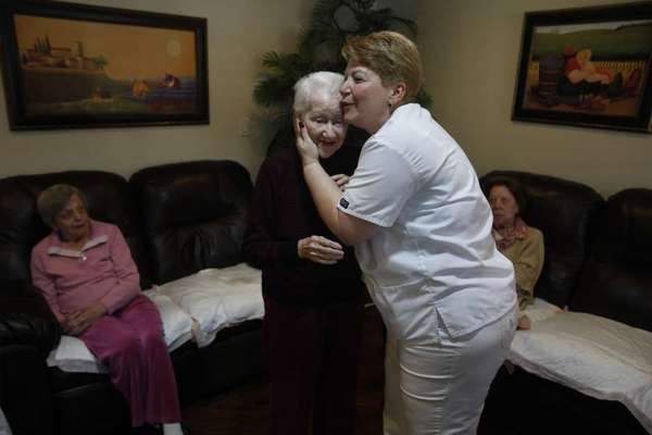 Caring for patients with dementia in the U.S. costs at least $159 billion a year, according to a new study. Bills for nursing homes and home health aides are a big part of the expense.