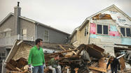 Although no hurricane warning was issued, Superstorm Sandy caused more than $50 billion in damage along the East Coast.