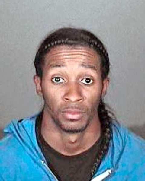 Police mugshot of Garry Boga.