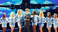 "THEATER REVIEW: ""Catch Me If You Can"" at the Cadillac Palace Theatre ★★½ ... Stephen Anthony, the baby-faced star of Troika Entertainment's production ..."