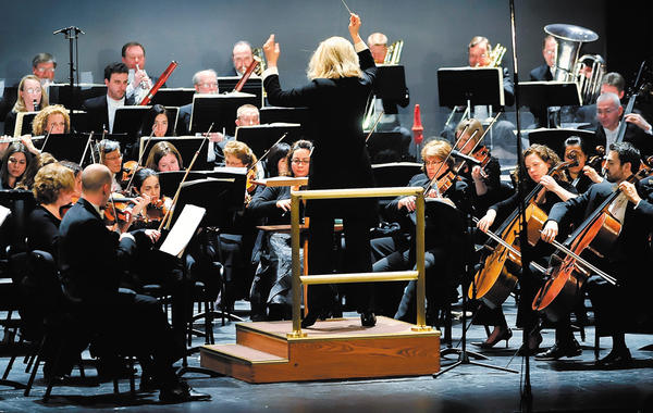 "The Maryland Symphony Orchestra will perform ""A Night at the Movies with the Music of John Williams Saturday night."