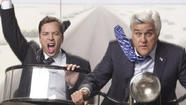 "Ending weeks of gossip and speculation, NBC confirmed that Jimmy Fallon will succeed Jay Leno as host of ""The Tonight Show"" in the spring of 2014."