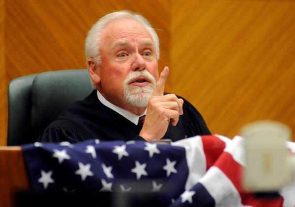 U.S. District Judge Richard F. Cebull has announced he will retire in May.
