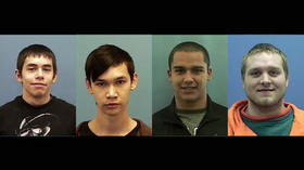 Four Men Charged in Two-Day Sexual Assault of Homeless Teen