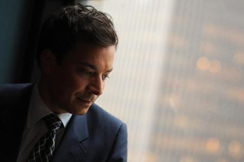 """Jimmy Fallon made his mark as a versatile improv comedian on """"Saturday Night Live,"""" then moved on to a short-lived film career before settling in as an admirable late-night TV host. Here's a look at some of his career highlights."""
