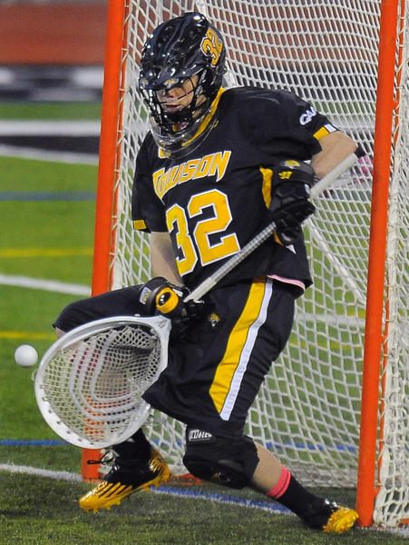 "Andrew Wascavage has sparked Towson's three-game winning streak, which has it over .500 for the first time this season. ""Everybodys been fired up, and were ready to keep going,"" he said."