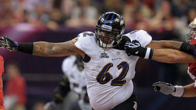 Ravens' Terrence Cody underwent hip surgery, sources say