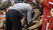 Mike Rice was not fired as the basketball coach at Rutgers on Wednesday because he abused his players.
