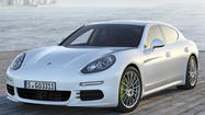 Porsche refreshes Panamera lineup, adds plug-in hybrid