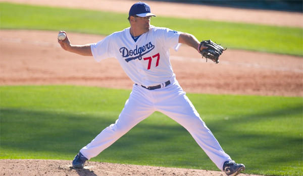Reliever Kevin Gregg wanted a major-league job with the Dodgers, but after reassigning him to their minor league camp after spring training the team has chosen to release the veteran.