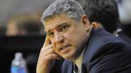 Patsos introduced as Siena men's basketball coach