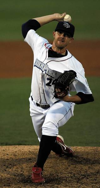 Tyler Cloyd and the Lehigh Valley IronPigs are ready for opening night.