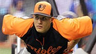 Notebook: Machado mans right field in pull shift vs. Rays