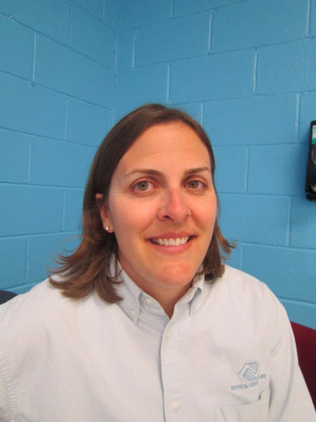 Stefani Pierson is the executive director of the Boys & Girls Club of the Eastern Panhandle.