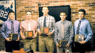 SOMERSET — Father and son Wade and Ryan Fyock headlined the QZ 93 Sports All-Somerset County Boys Basketball team selections announced Wednesday at the annual banquet at Hoss's Steak and Sea House.