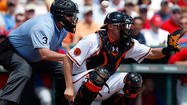 Orioles catcher Matt Wieters says if there have been contract extension talks between the Orioles and his agent, Scott Boras, he doesn't know about them. And he won't unless Boras thinks things are getting close.