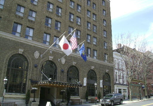 Hotel Bethlehem will hold a France vs. Italy wine dinner.