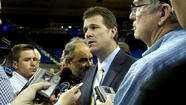 "New Mexico officials are insisting that new UCLA Coach Steve Alford owes the school a $1-million buyout, <a href=""http://www.abqjournal.com/sports/2013/04/03/unm-alford-owes-us-1-million.html"">the Albuquerque Journal reported.</a>"