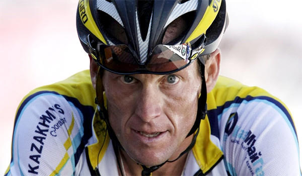 Lance Armstrong is set to compete in the Masters South Central Zone Swimming Championships at the University of Texas this weekend, according to the Associated Press.