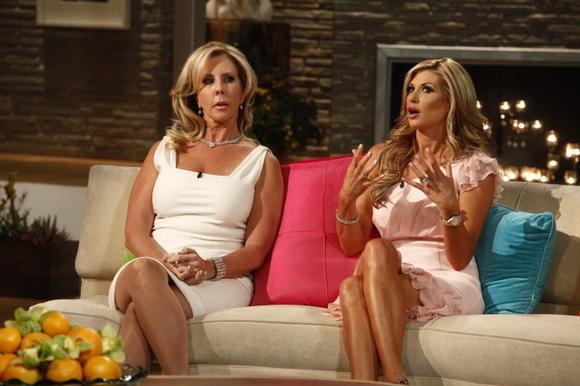 'Real Housewives of Orange County' reunion