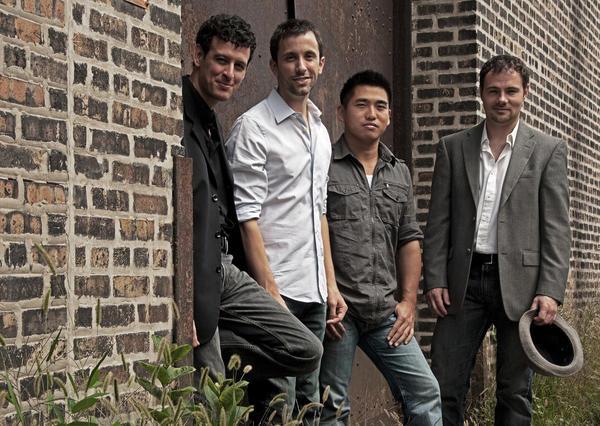 Euclid Quartet (Photo provided)