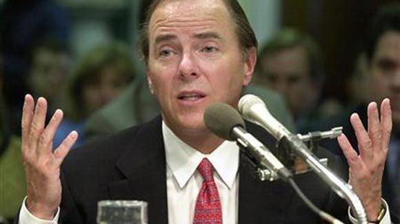 Former Enron CEO Jeffrey Skilling.