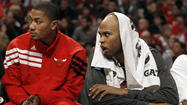 <strong>Taj Gibson got hurt again, and you watch,</strong> it will delay Derrick Rose's return.