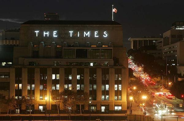 "The Los Angeles Times is considering possible changes in its use of the term ""illegal immigrant."""