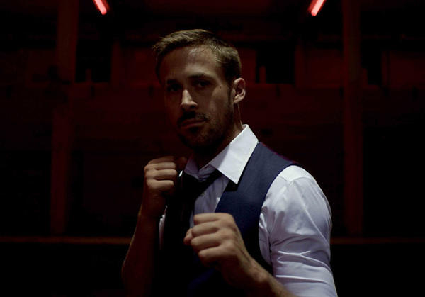 Ryan Gosling in Nicolas Refn's 'Only God Forgives'