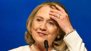Hillary Clinton's secretary of State memoir coming in 2014