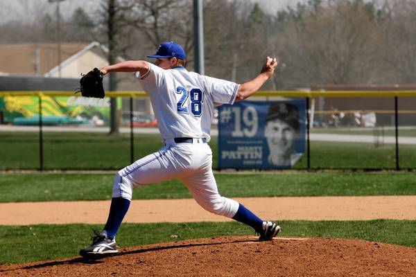 Orland Park's Joe Greenfield is back playing for Eastern Illinois University