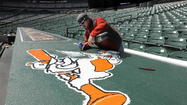 The Baltimore Orioles are back in town for their home opener on Friday, and this is the moment when newspaper editorialists generally wax poetic about baseball in spring, fathers and sons, the uncertain state of the national pastime and hope springing eternal. There's usually a bit about how baseball is like life, how you have brief moments of action but mostly it's about planning and anticipation and how even the greatest ballplayers and teams do not succeed much of the time.