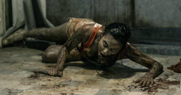 """A scene from """"Evil Dead."""""""