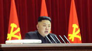 SEOUL -- A group of hackers claimed it broke into North Korea's Twitter and Flickr social media sites Thursday.