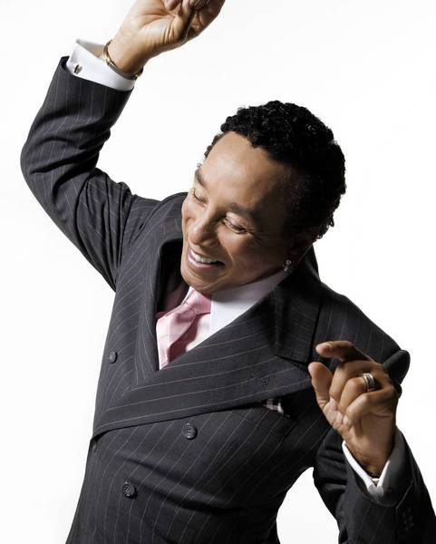 Smokey Robinson is scheduled to perform at Ferguson Center for the Arts on Saturday, April 6, 2013.
