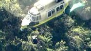 Rescue crews appear to have found the second of two hikers who went missing in the Trabuco Canyon area of Orange County.