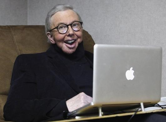 Roger Ebert, the Pulitzer Prize-winning film critic, died on Thursday at age 70. He had battled cancer on and off for the final decade of his life. Ebert lost his jaw and his ability to speak following a surgery to remove cancerous tissue in 2006, but for the final few years of his life, he continued to connect with his readership through prolific use of social media and his blog.