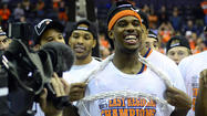Syracuse's C.J. Fair focused on Final Four, not the NBA