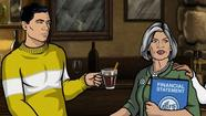 The Archers on 'Archer'