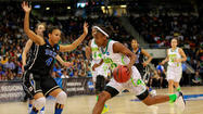 Notre Dame guard Jewell Loyd was named Thursday as National Freshman of the Year by the U.S. Basketball Writers Association.