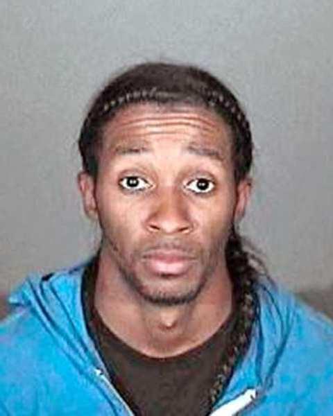 Garry Boga police mugshot.