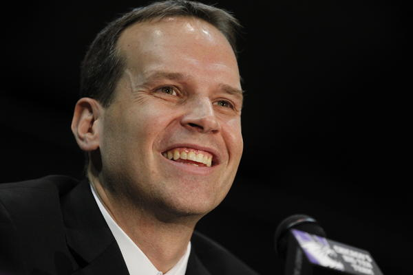 New Northwestern basketball coach Chris Collins has his work cut out for him.