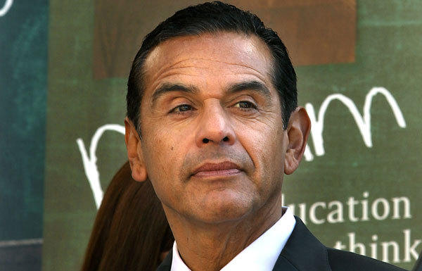 L.A. Mayor Antonio Villaraigosa has become increasingly involved in decisions related to the city's pension agencies.