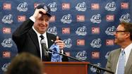 NORFOLK — Jeff Jones wasn't the first candidate to become Old Dominion men's basketball coach, but athletic director Wood Selig and president John Broderick described him as the best out of a crowded and capable field.